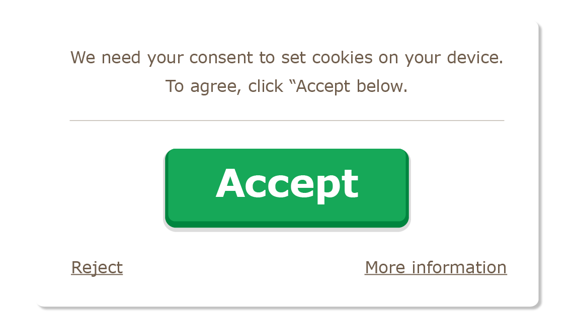 How do we comply with the cookie rules?